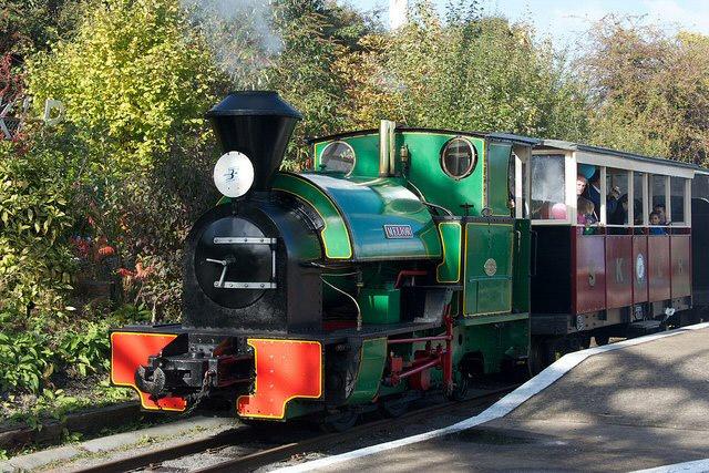 The Sittingbourne & Kemsley Light Railway -